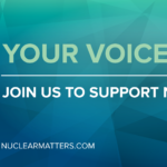 Your Voice Matters – Nuclear Energy